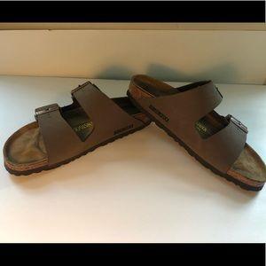 "Birkenstock classic ""Arizona"" sandal"